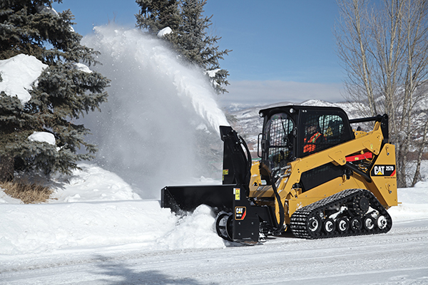 Snow Removal Power Equipment Rental